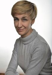 Popova Olesya Leonidivna Managing Director Tel. 287-44-57