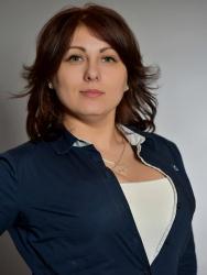Новікова Ксенія Валеріївна заступник генерального директора-художного керівника із зв'язків з громадськістю т. 287-36-50